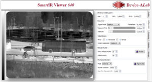 Intuitive user-friendly tool for camera configuration.