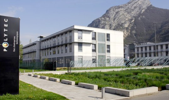 Device-Alab premises in Polytech, Grenoble.