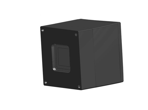 encased module for infrared camera core