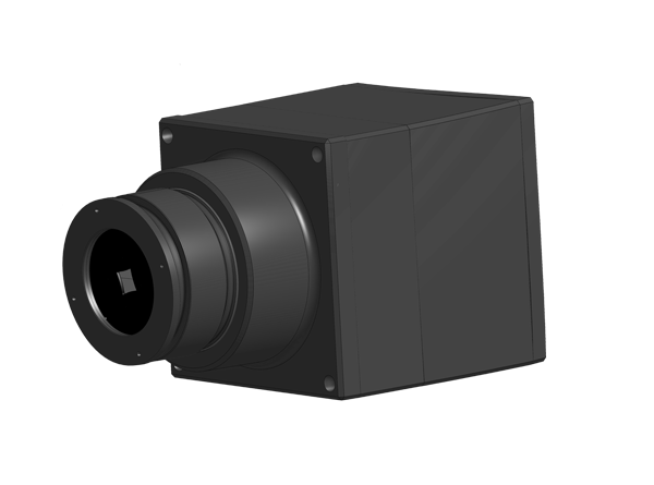 mechanical shutter for infrared camera solution
